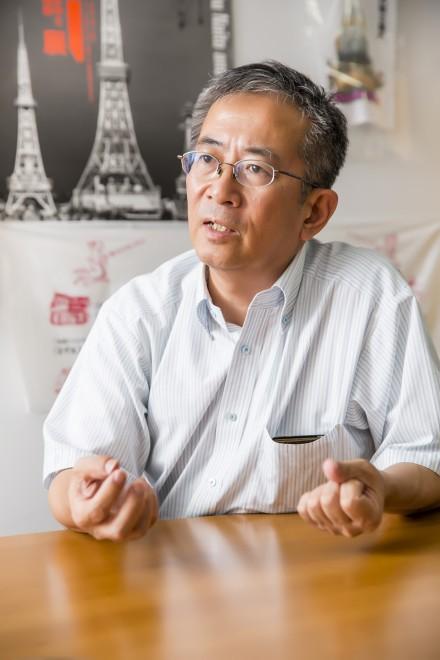福和伸夫さん(名古屋大学減災連携研究センター長・教授)
