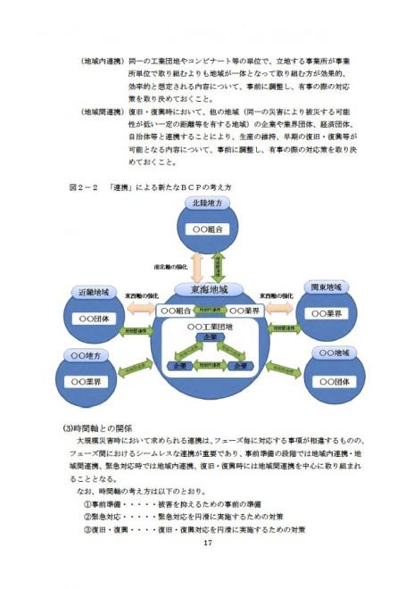 東海地域の新たな産業防災・減災対策について (中部経済産業局)