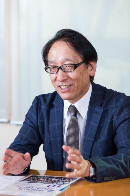 今村文彦さん(東北大学災害科学国際研究所 所長・教授)