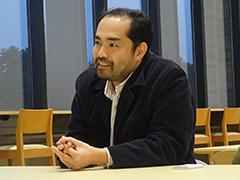 杉浦元亮 准教授