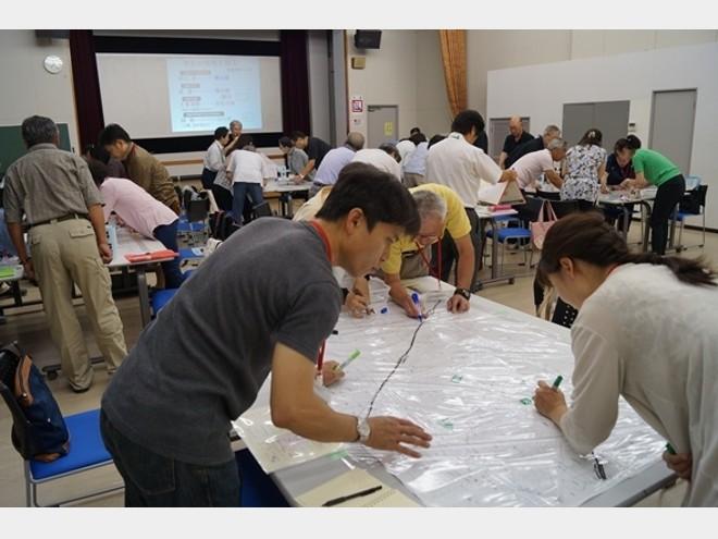 日本で一番小さな市(蕨市)に防災大学校