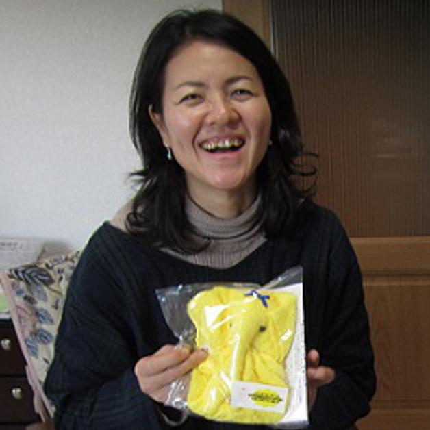 増島智子(ますじま・ともこ)