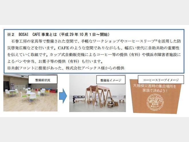 株式会社クレディセゾンと横浜市が「防災・減災普及啓発事業における連携協定」を締結