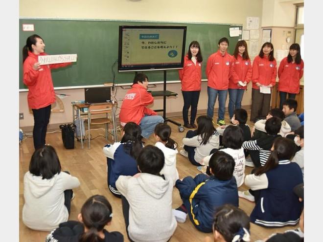 震災の教訓、学生が継承「117KOBEぼうさい委員会」