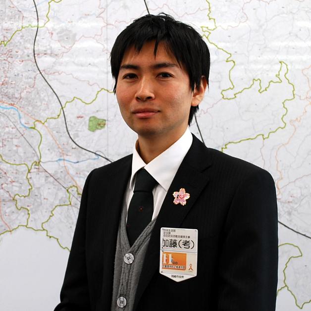 加藤考明(かとう・こうめい)