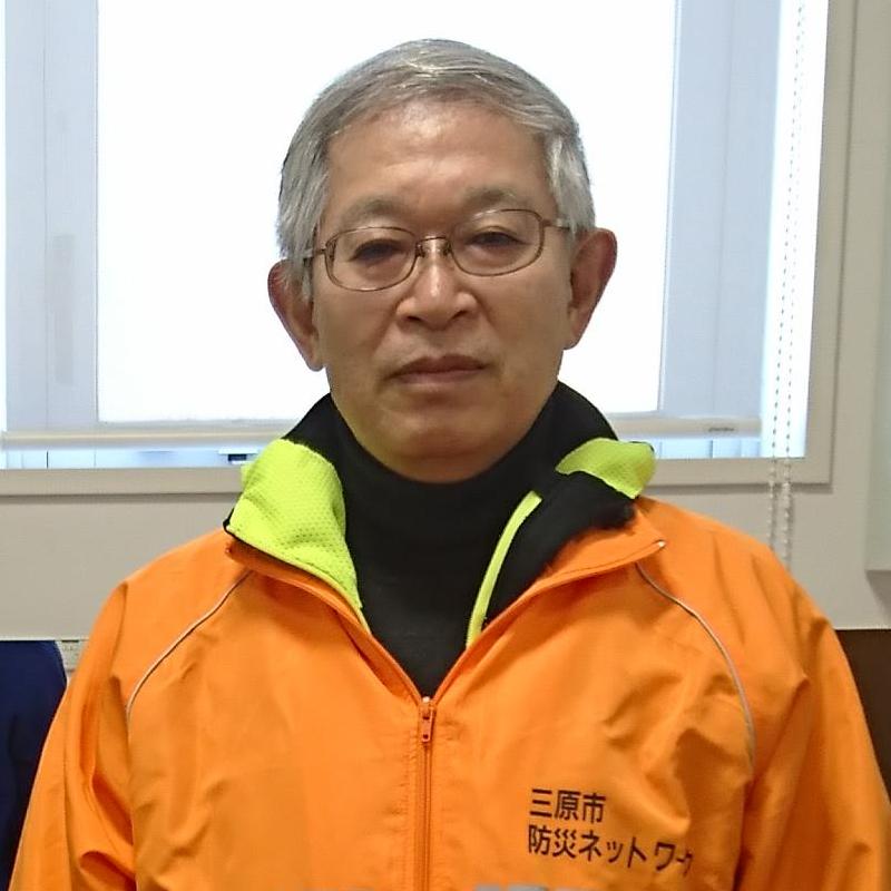竹原茂(たけはら・しげる) | TEAM防災ジャパン